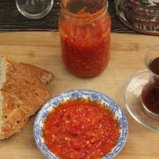 Kahvaltılık Sos (Domates ve Karışık Közlenmiş Sebzelerle)